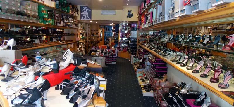 Scarpe da ballo Frenzis, negozio di scarpe da ballo a Montegrotto Terme - Padova